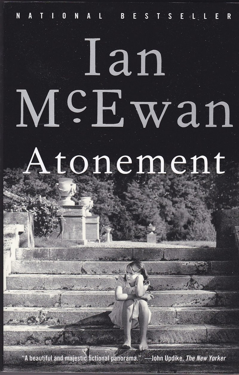 atonement ian mcewan essays Social class differences and attitudes of the novel atonement essay atonement is a 2001 novel by british author ian mcewan.