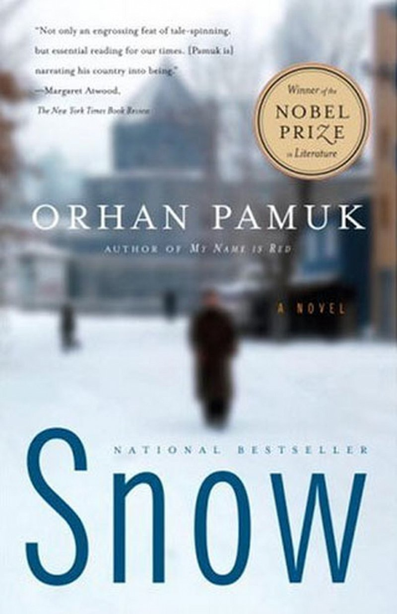 Snow by Orhan Parmuk